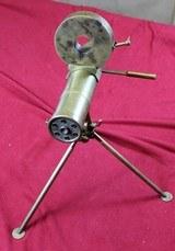 Furr, 1/4 Scale 1893 Colt Gatling Gun .22 Short caliber