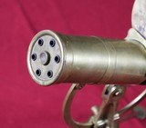 Furr, 1/4 Scale 1893 Colt Gatling Gun .22 Short caliber - 3 of 15