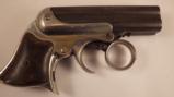 Remington-Elliot Derringer , 4-shot .32 rimfire - 3 of 7
