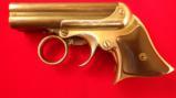 Remington-Elliot Derringer , 4-shot .32 rimfire - 1 of 7