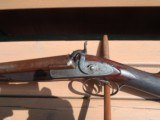 Westley Richards 12 Ga Muzzleloader 30""