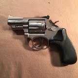 Smith and Wesson Model 19-4 .357 Combat Magnum Snub Nose
