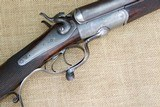 Thos. Richardson 12 Bore Double Rifle