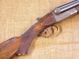 Francotte 12ga Box Lock