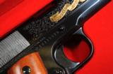 Colt Tier II and Tier III 100 year anniversary pistols with same serial number 13 - 4 of 6