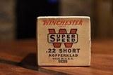 Brick Winchester Super Speed 22 Short - 2 of 2