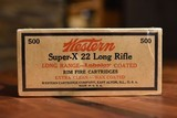 Brick Western Super-X 22 Long Rifle