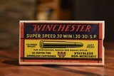 Winchester SUPER SPEED 30-30 S.P. 1894 - 1 of 4