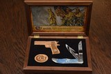 Colt 1911 100 year anniversary knife