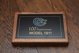 Colt 1911 100 year anniversary knife - 2 of 4