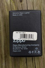 Zippo lighter for Colt 1911 100 year anniversary - 4 of 4