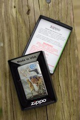 Zippo lighter for Colt 1911 100 year anniversary - 2 of 4