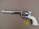 """Colt SAA 3rd gen. with class """"C"""" engraving - 1 of 12"""