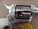 """Colt SAA 3rd gen. with class """"C"""" engraving - 8 of 12"""