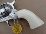"""Colt SAA 3rd gen. with class """"C"""" engraving - 2 of 12"""
