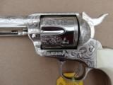 """Colt SAA 3rd gen. with class """"C"""" engraving - 3 of 12"""