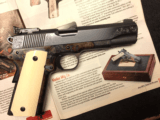 KIMBER CENTENNIAL EDITION** LIMITED EDITION RUN OF 250 PISTOLS