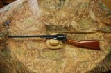 Uberti 1858 Revolving Carbine .44 Black Powder