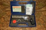 "Colt Anaconda 44 Magnum 8"" Stainless Steel"