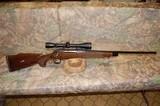 Remington 700 With Enhanced Receiver Engraving