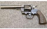 Colt ~ Officers Model Special ~ .22 LR