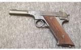 High Standard ~ H-D Military ~ .22 Long Rifle