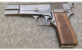 browning high power 9 mm
