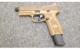 FN~509~9 mm