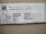 Cooper Custom Ordered Model M57 - .22 Long Rifle -Left Hand. - 10 of 12