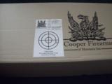 Cooper Custom Ordered Model M57 - .22 Long Rifle -Left Hand. - 9 of 12