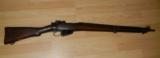 LEE ENFIELD Mk4 No1,MFG. BY ROYAL ORDINANCE FACTORY, MALTBY, ENGLAND 1944. - 1 of 15