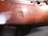 LEE ENFIELD Mk4 No1,MFG. BY ROYAL ORDINANCE FACTORY, MALTBY, ENGLAND 1944. - 3 of 15