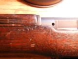 LEE ENFIELD Mk4 No1,MFG. BY ROYAL ORDINANCE FACTORY, MALTBY, ENGLAND 1944. - 7 of 15