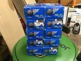 "Silver Bear 12ga 2.75"" 1 1/8oz. #8 Shotshells. 10x10rd boxes. 100 rds."