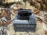 NIB Sig Sauer Romeo5 1x20mm Compact Red Dot Sight - 5 of 11