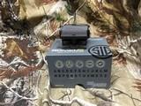 NIB Sig Sauer Romeo5 1x20mm Compact Red Dot Sight - 1 of 11