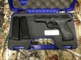 smith wessonm&p 40with nite sites
