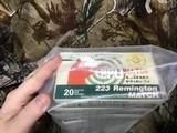 PRVI Partizan 223 Remington Match 75gr HP BT200rds - 2 of 3