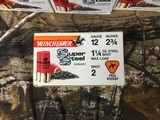"Winchester Super Steel Magnum 12ga 2.75"" 1 1/4oz. #2125 rds. - 2 of 6"
