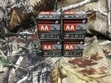 "Winchester AA .410 2.5"" 1/2oz. #8 Shot Shells……100rds"