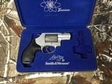 RARE Smith & Wesson S&W Model 337 TI Titanium Revolver WITH Original Boxes! - 1 of 12