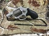 RARE Smith & Wesson S&W Model 337 TI Titanium Revolver WITH Original Boxes! - 3 of 12