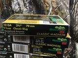 "Brenneke Classic Magnum 12ga 2.75"" Slugs….85 rds - 2 of 8"