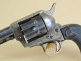 COLT SINGLE ACTION ARMY FIRST GENERATION .45 LC REVOLVER - 2 of 12