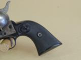 COLT SINGLE ACTION ARMY FIRST GENERATION .45 LC REVOLVER - 3 of 12