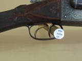 ITHACA 5E 12 GAUGE SIDE BY SIDE SHOTGUN - 3 of 15
