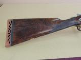 ITHACA 5E 12 GAUGE SIDE BY SIDE SHOTGUN - 2 of 15