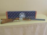BERETTA 686 SILVER PIGEON 28 GAUGE OVER UNDER SHOTGUN IN BOX (INV#9106) - 1 of 11