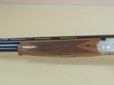 BERETTA 686 SILVER PIGEON 28 GAUGE OVER UNDER SHOTGUN IN BOX (INV#9106) - 9 of 11