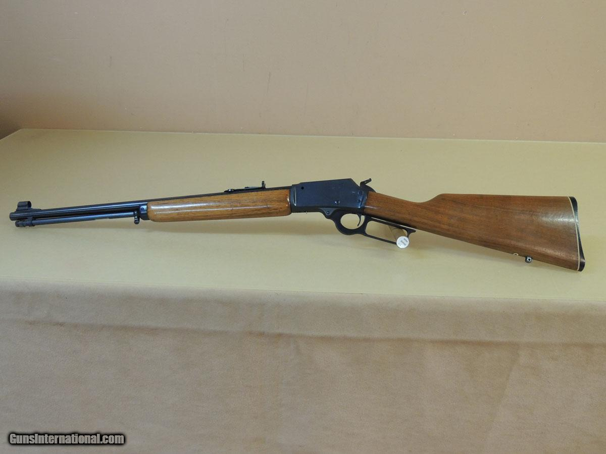 MARLIN 1894M .22 MAGNUM LEVER ACTION RIFLE (INV#9349)